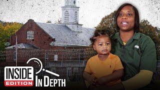 How This Incarcerated Mom Is Raising Her Kid in Prison