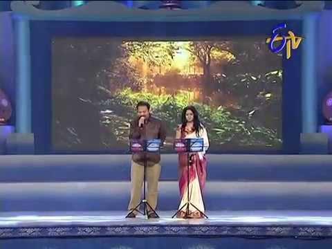 Swarabhishekam - R.P.Patnaik, Sunitha Performance - Chirugali Veechene Song - 27th July 2014