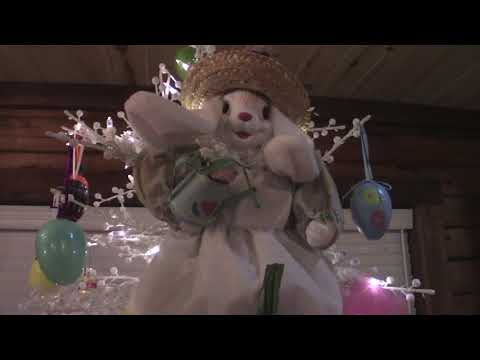Easter Decorations Home Tour 2019