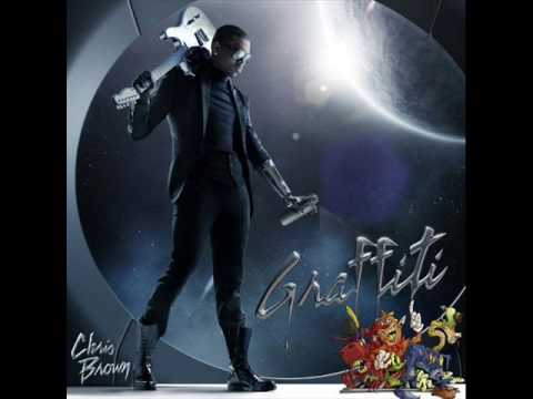 Chris Brown - I.Y.A. ( Graffiti Album )