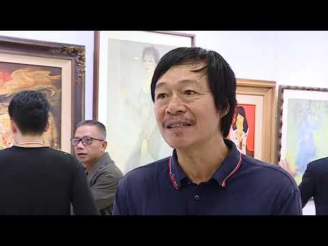 Vietnamese women's beauty honoured in fine arts