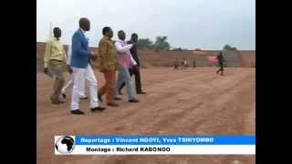 La MONUSCO fait un don de 800 sacs de ciment pour le stade KASHALA BONZOLA