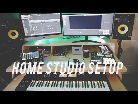 My Home Studio Setup for Music Production | Producer Gear