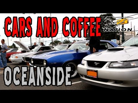 Cars and Coffee Oceanside September 2019