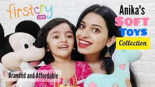 Firstcry Soft Toys HAUL Brand Teddy Soft Toys Online