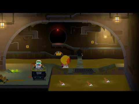 South Park The Stick of Truth - Walkthrough Part 7: The Sewe