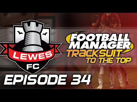 Tracksuit to the Top: Episode 34 - End of Season 4 Review | Football Manager 2015