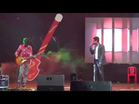 Song by Soumya Smith 4th year CSE PMEC EXUBERANCE 2018