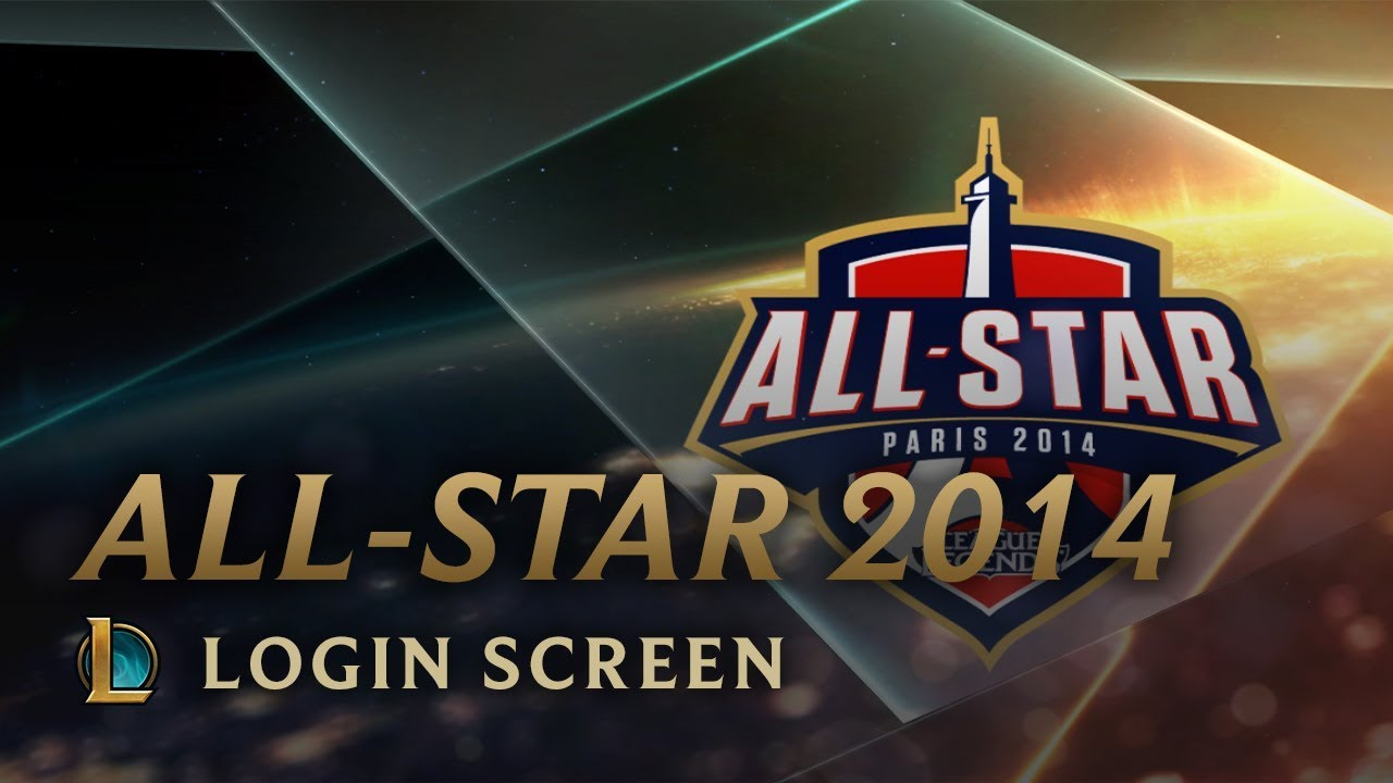 All-Star Paris 2014 | Login Screen - League of Legends