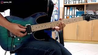 Mirae   后来   Guitar Instrumental Cover   Steve Paul