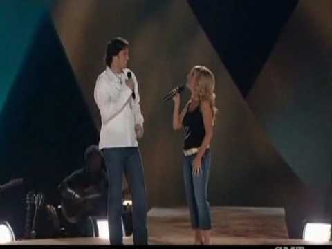"LeeAnn Womak & Joe Nichols –  ""Hold on"""