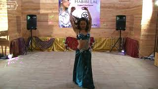 """Nargiza - bellydance at show """"In Fusion"""""""
