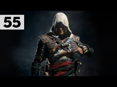 Игрофильм Assassins Creed IV: Black Flag (Чёрный флаг)