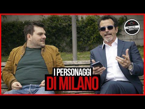 I personaggi di Milano