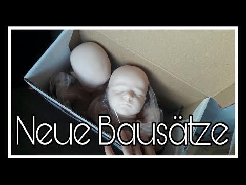 Neue Bausätze | Unboxing | die Post war da!! || Reborn Baby Deutsch
