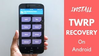 how to Install TWRP Recovery & Root w/ Magisk using Fastboot! Universal Method