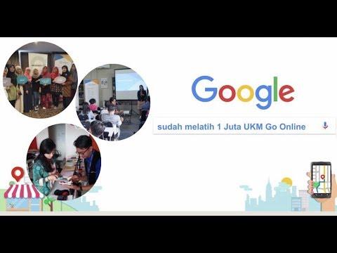 Program Pelatihan Khusus UKM Indonesia - Google Untuk UKM 2018
