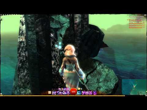 Guild Wars 2: Malchor's Leap Vista - Drowned Brine