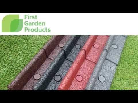 Flexi-Border - Innovative Garden Edging - Click To Play