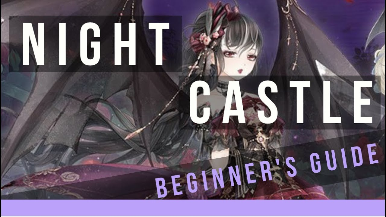 70646bb56323f Love Nikki | Night Castle | Beginner's Tutorial | How to get Ultimate of  the Way