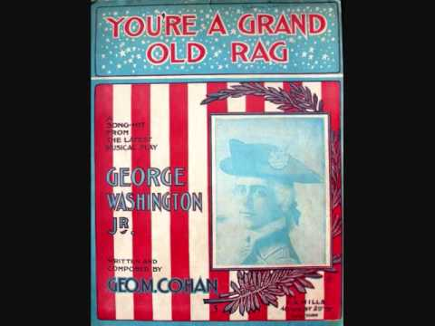 Billy Murray - You're a Grand Old Flag (1906)