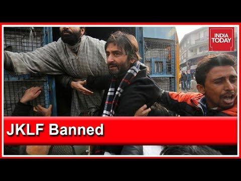 Yasin Malik-led JKLF Banned By Govt Under UAPA