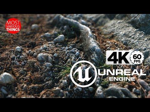 Best of Unreal Engine 4 graphics 4K 60fps