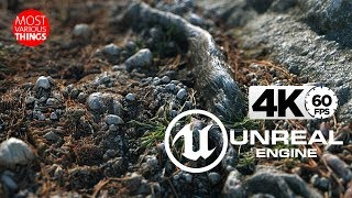 Best of Unreal Engine 4 graphics 4K 60fps