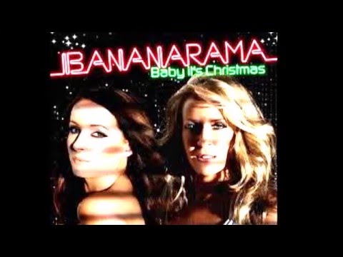 BANANARAMA Baby It's Christmas