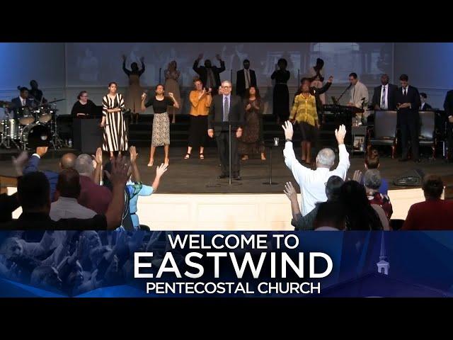 Sunday School & Morning Worship     10/18/2020     Bishop & Pastor Myers