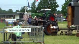 Mie Tracteur Mobiel Museum + Landini at Farm Show Kalmthout 16 6 2013 Hoeve Feesten