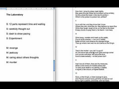 robert browning essay