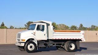 1995 International 8100 5-7 Yard Dump Truck