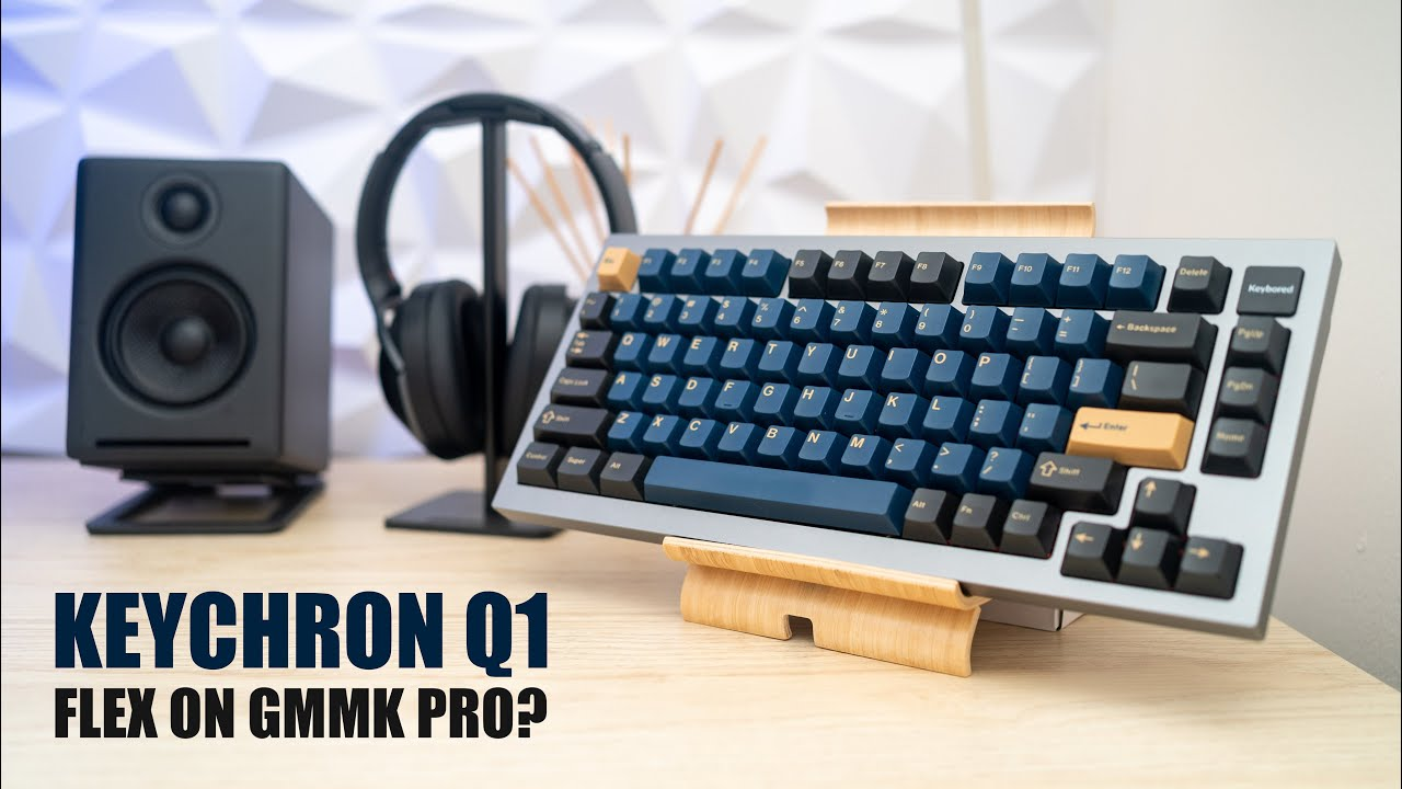 Download KEYCHRON Q1 - THE Best Entry Into the Custom Mechanical Keyboard Hobby - Major Flex on the GMMK PRO