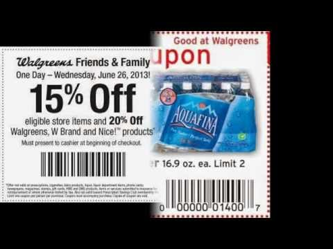 Walgreens photo coupons youtube walgreens photo coupons m4hsunfo