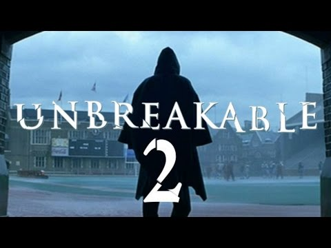 Thumbnail: Unbreakable 2 Is Finally Happening!