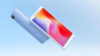 ОНЛАЙН ТРЕЙД.РУ - Смартфон Xiaomi Redmi 6A 2/16GB Blue