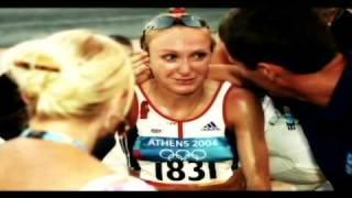 PAULA RADCLIFFE OLYMPICS 2004 ATHENS MARATHON