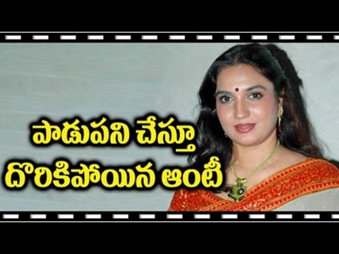 Actress Sukanya arrested in prostitution case