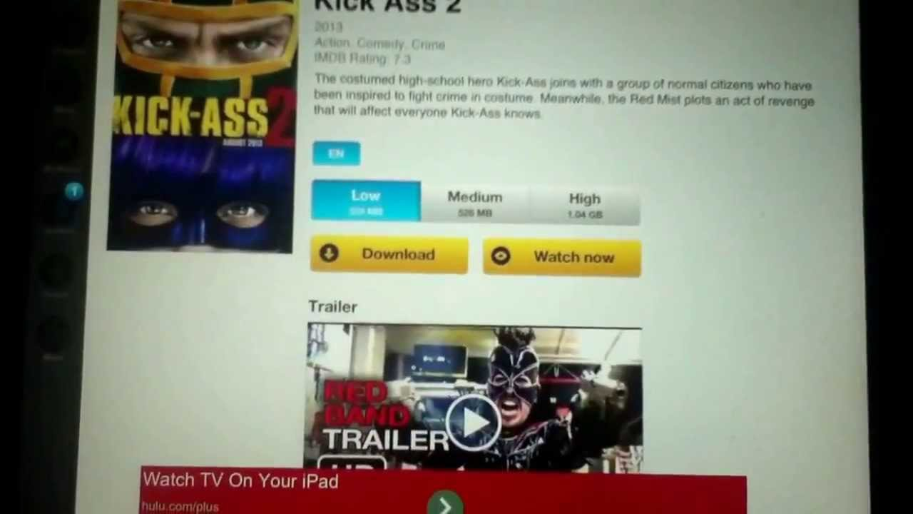 Watch Movies Tv Shows For Free On Ipod Touchipadiphone Youtube
