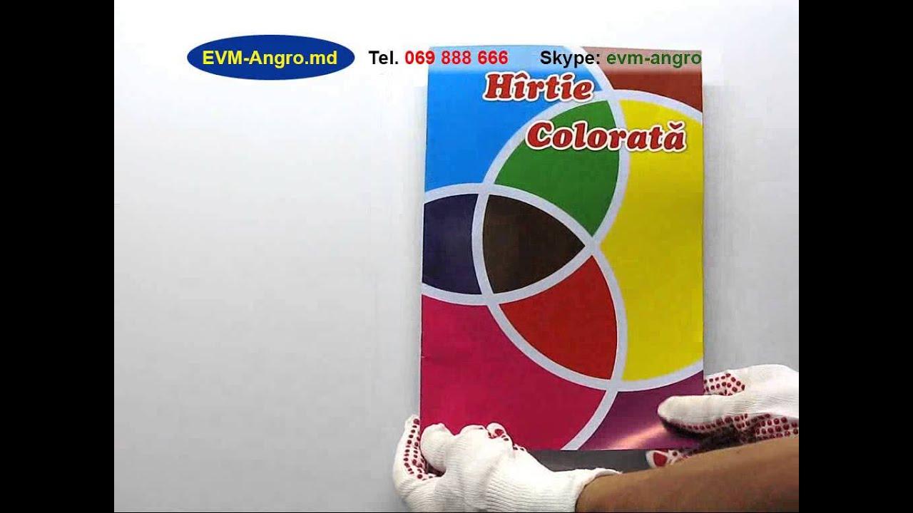 Если раньше цветная бумага, в основном, ассоциировалась с уроками в школе, то сейчас подобная бумага все чаще используется для того, чтобы привлечь внимание клиентов при печатании буклетов, визиток, самых разных листовок и даже обыкновенных документов. Основное достоинство цветной.