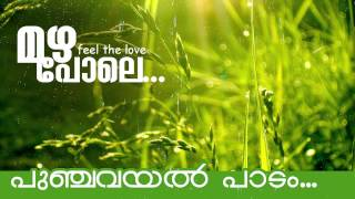Punchavayal Padam.. | New Malayalam Album Song | Mazha Pole [ 2015 ]