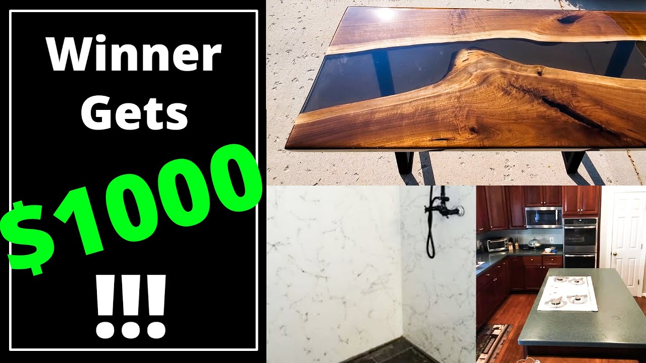 Amazing DIY Epoxy Projects from Real Customers   Stone Coat Epoxy