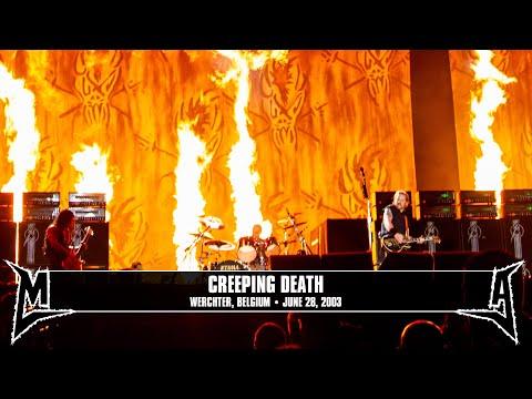 Metallica: Creeping Death (MetOnTour - Werchter, Belgium - 2003) Thumbnail image
