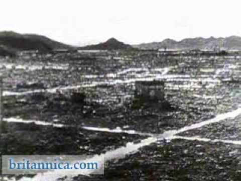 Atomic Bomb and Hiroshima