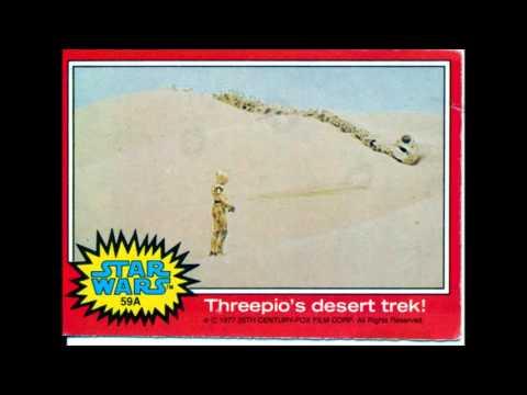 Radio Archive: Anthony Daniels interview 1983 C-3PO See-Threepio Star Wars