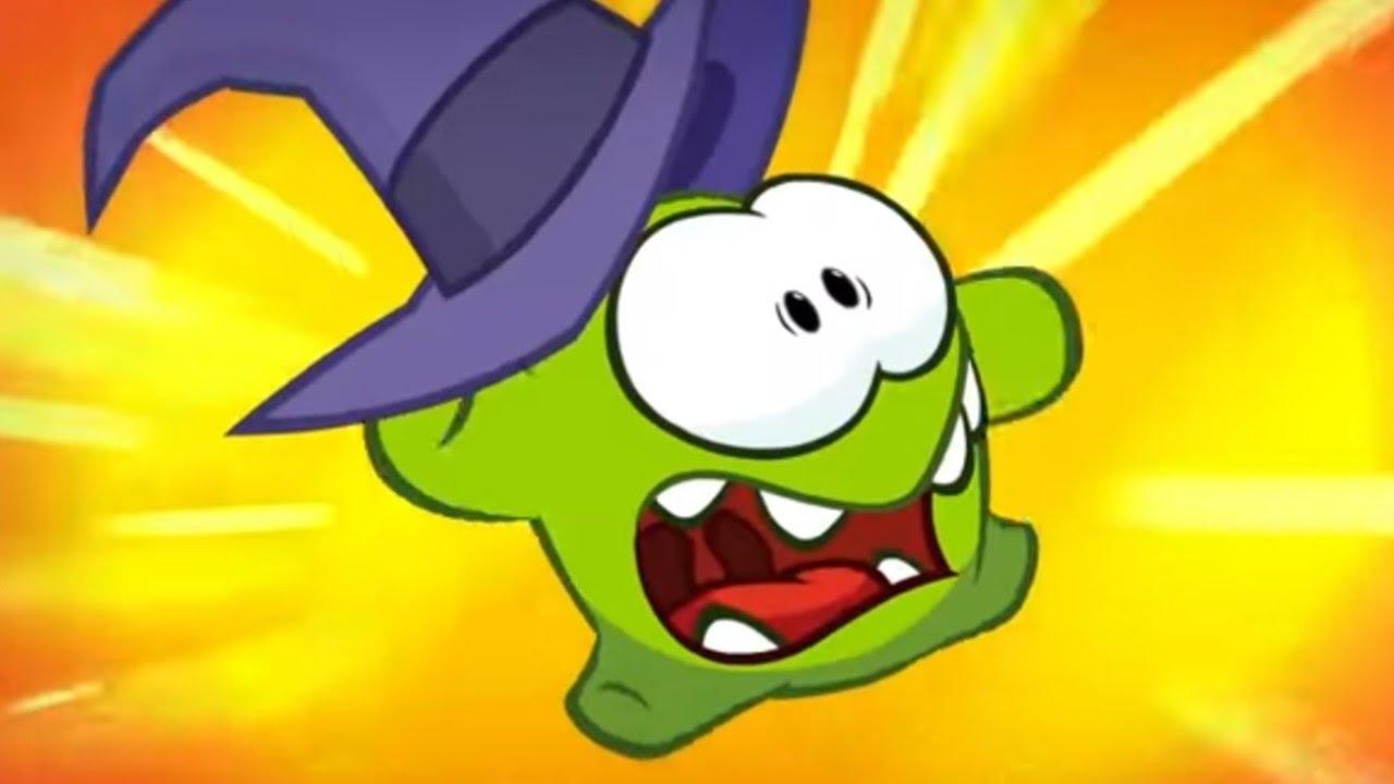 Om Nom Stories (Cut the Rope) - Around the World - Halloween!