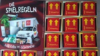 McDonald's Monopoly 17/18 | 20 Sticker  🍔🍟🍦❤
