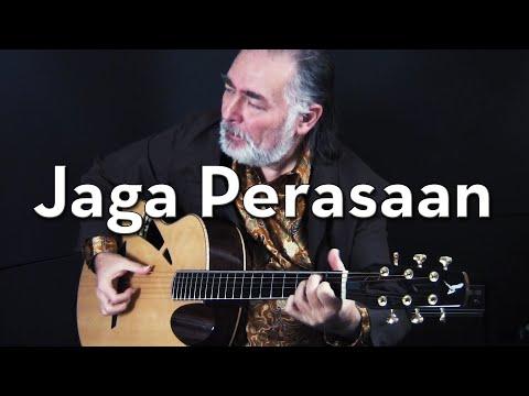 Betrand Peto –  JAGA PERASAAN – Fingerstyle Guitar