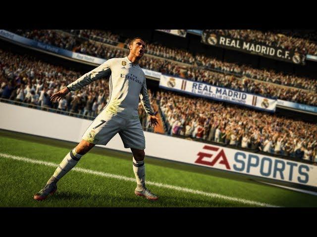 FIFA 18 - Trailer de gameplay E3 2017